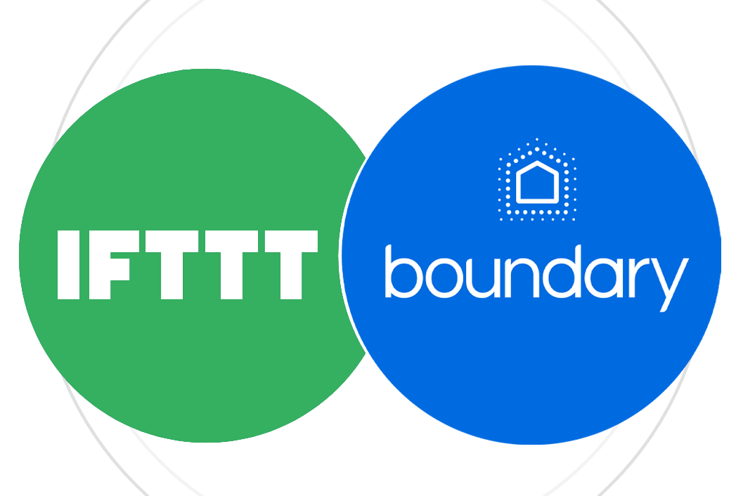 IFTTT Boundary integration